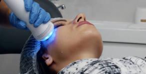 """Хидратираща терапия на лице с маска """"Воден магнит"""" и козметика ProfiDerm"""