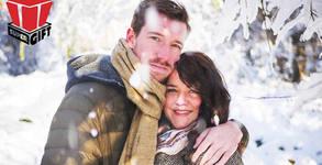 Подари за Коледа романтична фотосесия или приключенски фото тур за двама, с 20 обработени кадъра или едноминутно видео
