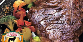Бургер с говеждо месо Black Angus, по избор