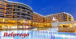 Морска почивка в Анталия през Май! 7 нощувки на база Ultra All Inclusive в Хотел Senza Zen The Inn Resort