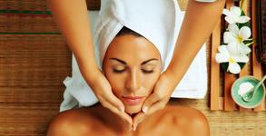 """Релаксиращ масаж """"Анти пролетна умора"""" на цяло тяло, плюс кислородна мезотерапия за лице и индийски масаж на глава"""