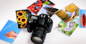 Отпечатване на 50 или 60 снимки в размер по избор