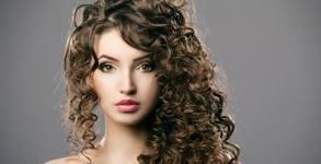 Възстановяваща или хидратираща терапия за коса - без или със подстригване