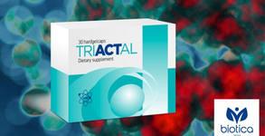 Хранителна добавка Triactal - активна система за подпомагане по време на онкотерапия