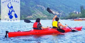 Тренировка с каяк и професионален треньор - обучение и гребане