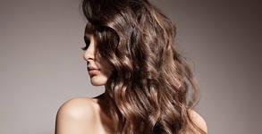 Арганова терапия за коса, плюс оформяне на сешоар