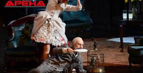 """За първи път в Кино Арена! Операта """"Дама Пика"""" от сцената на Ковънт Гардън - на 13, 16 и 17 Февруари"""