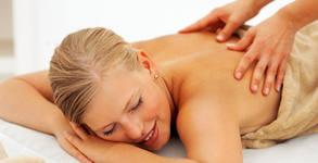 Лечебен масаж на цяло тяло с комбинация от източни и западни техники