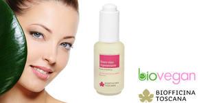 Серум за лице Biofficina Toscana - регенериращ, балансиращ, антиоксидантен или почистващ