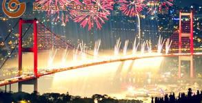 Петзвездна Нова година в Истанбул! 3 нощувки със закуски в Pullman Istanbul Hotel & Convention Center 5*