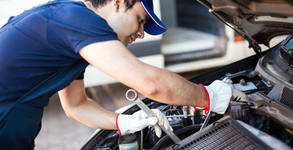 Машинно почистване на DPF/FAP филтър на автомобил, плюс компютърна диагностика