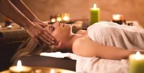 Класически масаж на гръб, врат, ръце и глава, или масаж на цяло тяло с техники от тайландски, класически и хавайски масаж