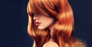 Кератинова терапия за коса или боядисване - без или със подстригване, или официална прическа