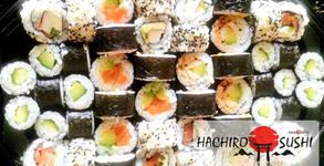 Екзотично хапване за вкъщи! Суши сет с 24 или 48 хапки