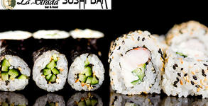 Суши сет с 10 или 12 хапки