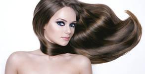 Дамско подстригване и изправяне с парна преса, или терапия за коса с био масла