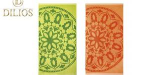 Плажна кърпа от 100% висококачествен индийски памук с отлична попиваемост и дизайн по избор
