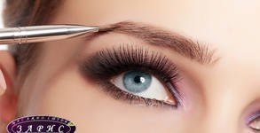Поставяне на мигли - косъм по косъм, с 3D или 6D метод