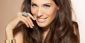 Energy терапия за коса Alcina с ултразвукова преса и изправяне - без или със подстригване