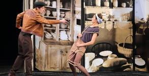 """Комедията """"Редки тъпанари"""" на режисьора Теди Москов на 30 Август в Свети Влас"""