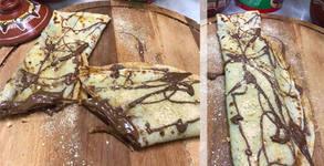 Родопски катми с шоколад и бисквити - 2 или 4 броя