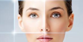 Почистване на лице, плюс терапия против стареене или акне