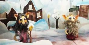 """Кукленият спектакъл """"Обущарят и джуджетата"""" по Братя Грим - на 16 Декември"""