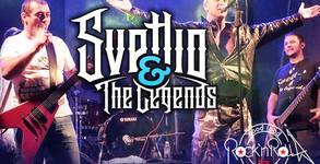Концерт на Светльо & The Legends на 20 Март