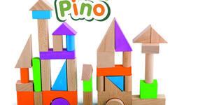 Образователна дървена играчка по избор