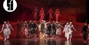 """Балетът """"Нестинарка"""" на 19 Юли"""