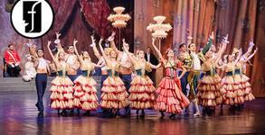 """Балетен спектакъл """"Дон Кихот"""" на 15 Декември"""