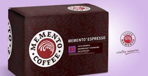 Кафе Memento® - на зърна, мляно или капсули