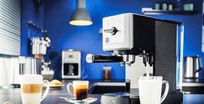 Кафе машина за еспресо Krups Calvi XP3440