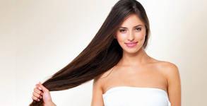 Кератинова терапия за коса с преса Joico - без или със подстригване