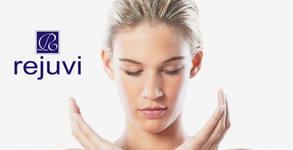 Грижа за лице с Rejuvi! Микродермабразио, мезотерапия или почистване и криотерапия