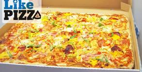 Почерпи компанията! 2.2кг пица, с безплатна доставка