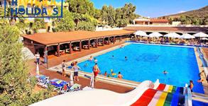 Почивка в Кушадасъ за 22 Септември! 5 нощувки на база All Inclusive в хотел Pigale Beach Resort Family Club 3*+