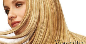 Подстригване на коса по последни модни тенденции, плюс терапия за растеж и оформяне със сешоар