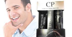 Луксозна мъжка козметика! Комплект с душ гел и дезодорант на френската марка Collection Privée