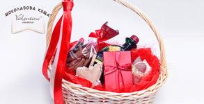 Подаръчен комплект или кошница - белгийски традиции в шоколатиерството и пивоваренето