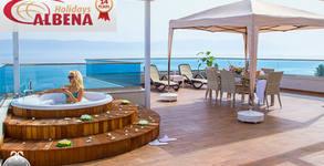 Великден на брега на Охридското езеро! 3 нощувки в хотел Izgrev Spa 5* със закуски и вечери, едната празнична, с релакс зона