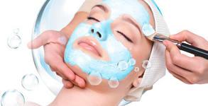 Медицинско почистване на лице в 12 стъпки, с мануална екстракция и кислородна мезотерапия