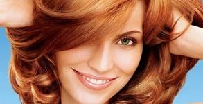 Tерапия за коса с млечни протеини, плюс подстригване и оформяне със сешоар
