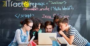 """За ученика! Тримесечен онлайн курс """"Основи на програмирането"""""""