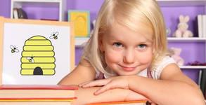Курс по английски език за деца от 4 до 12г - за начинаещи или напреднали