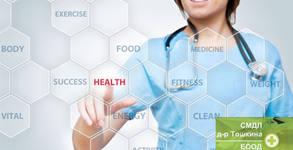 Изследване на 56 показателя - разширен профилактичен пакет