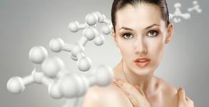 Диамантено микродермабразио на лице, плюс златна маска и биолифтинг - за заличаване на белези и бръчки
