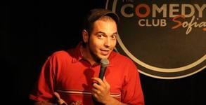 Stand Up comedy вечер с Кирков, Ножаров, Деянски и Цитиридис на 26 Октомври