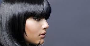 Подстригване и оформяне със сешоар - без или със терапия за коса по избор