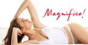 7 процедури Е-Light фотоепилация за жени на пълен интим и подмишници